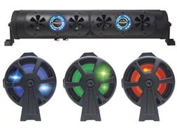 """24"""" Bluetooth Party Bar Off Road Sound Bar LED Single Sided"""