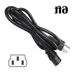 6ft AC Power Cord for QFX SBX-415202 Wireless TOWER HOME THE