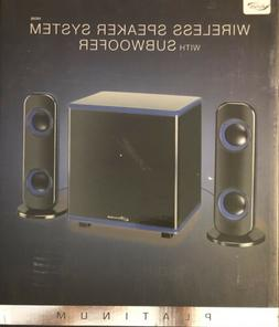 iLive Bluetooth 2.1-Channel Home Music Wireless Speaker Syst
