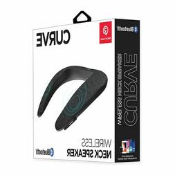 CURVE- Portable wireless Wearable Neckband Bluetooth Neck Sp