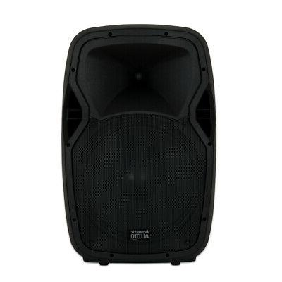 Acoustic Audio 1000W Bluetooth with Battery