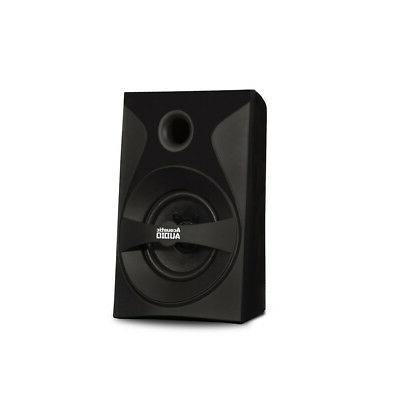 Acoustic Bluetooth Speaker System with Light & Theater Set