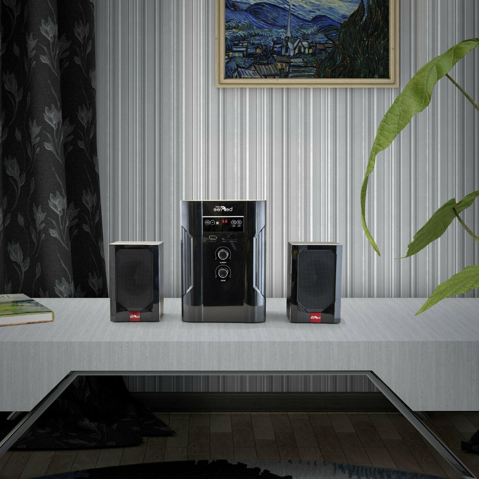 BEFREE BLUETOOTH 2.1 HOME THEATER SOUND SD