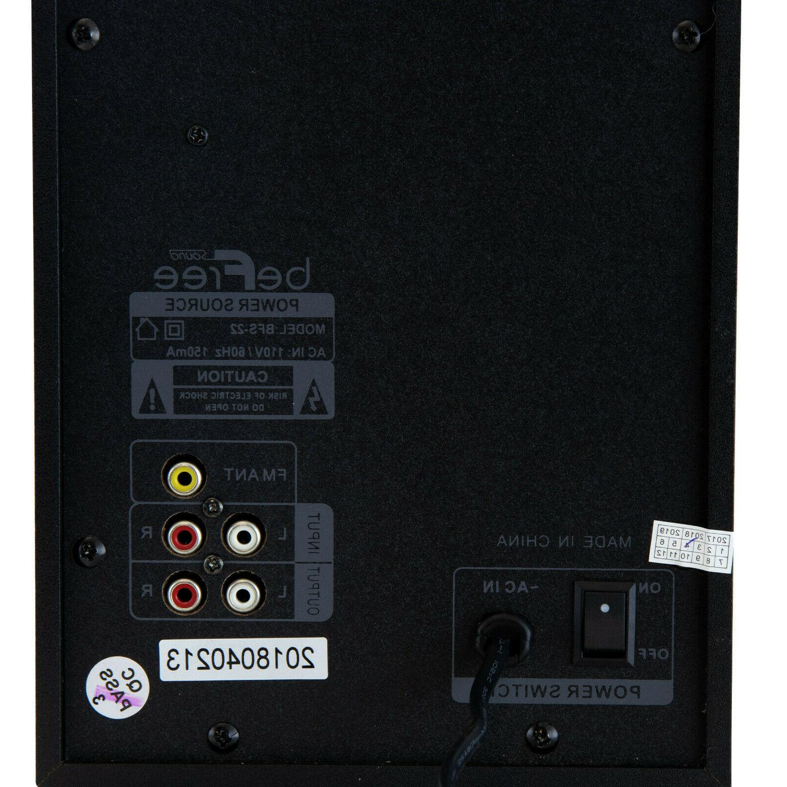 BEFREE 2.1 HOME SYSTEM SD