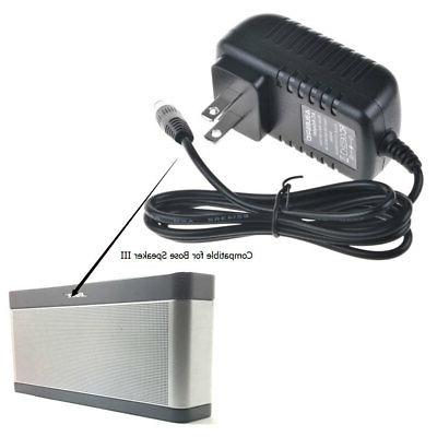 dc power adapter charger for bose soundlink