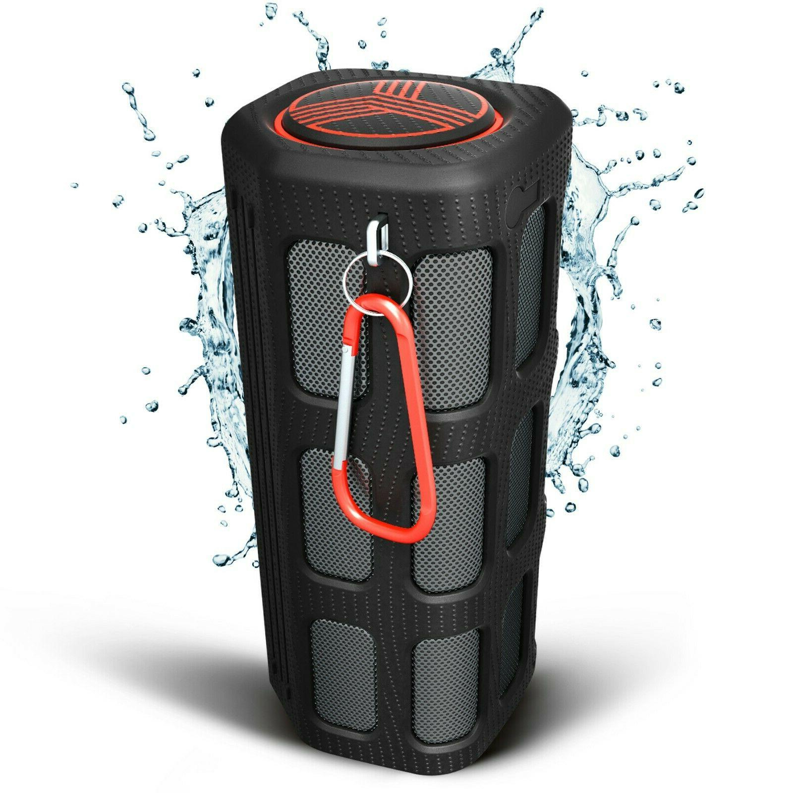 fx100 bluetooth portable wireless speaker rugged outdoors