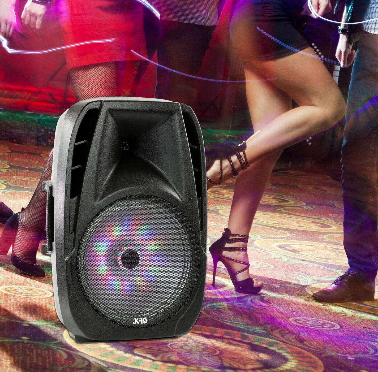 Portable Speaker Party Wireless Microphone Stand