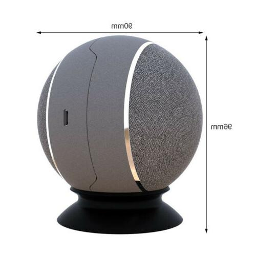 TWS Bluetooth Touch USB 360°Stereo Bass Dual Speaker