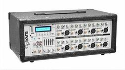 NEW  8 Channel Bluetooth Mixer.PA System Band Amp.Practice S