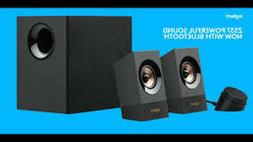 Logitech Z537 SPEAKER SYSTEM WITH SUBWOOFER NEW  Powerful So