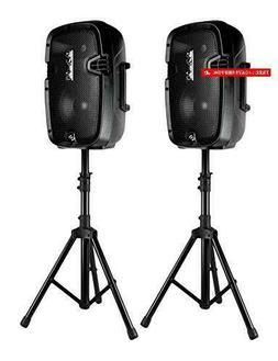 Powered Pa Speaker System   Active  Passive Bluetooth Loudsp