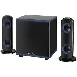iLive Wireless Bluetooth 2.1-Channel Stereo LED Music System